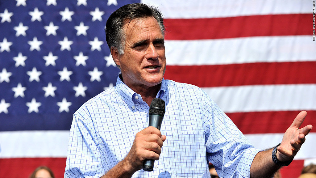 Mitt Romney China