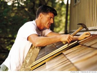 gallery dangerous jobs roofers