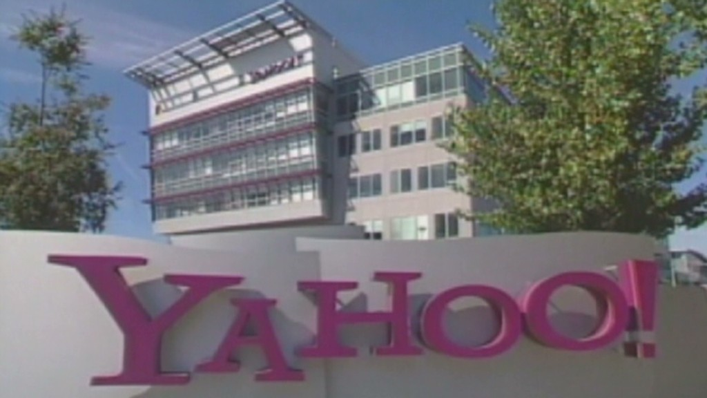 Yahoo's gift to shareholders