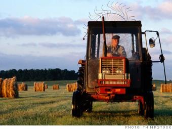 farmer, dangerous jobs