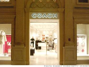 obama gallery consumer discretionary coach