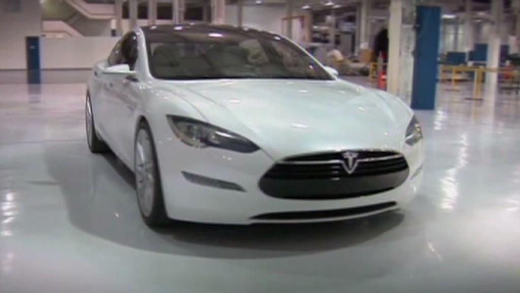 Investors hit brakes on Tesla