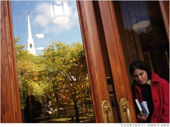 gallery colleges paid grads harvard