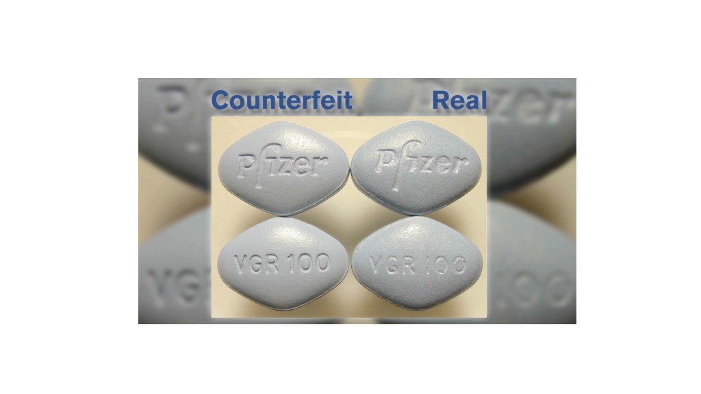Viagra: world's most counterfeited drug