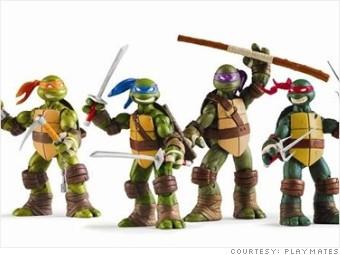 Teenage Mutant Ninja Turtles Figures Hottest Holiday Toys Of