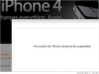 gallery apple apologies iphone order