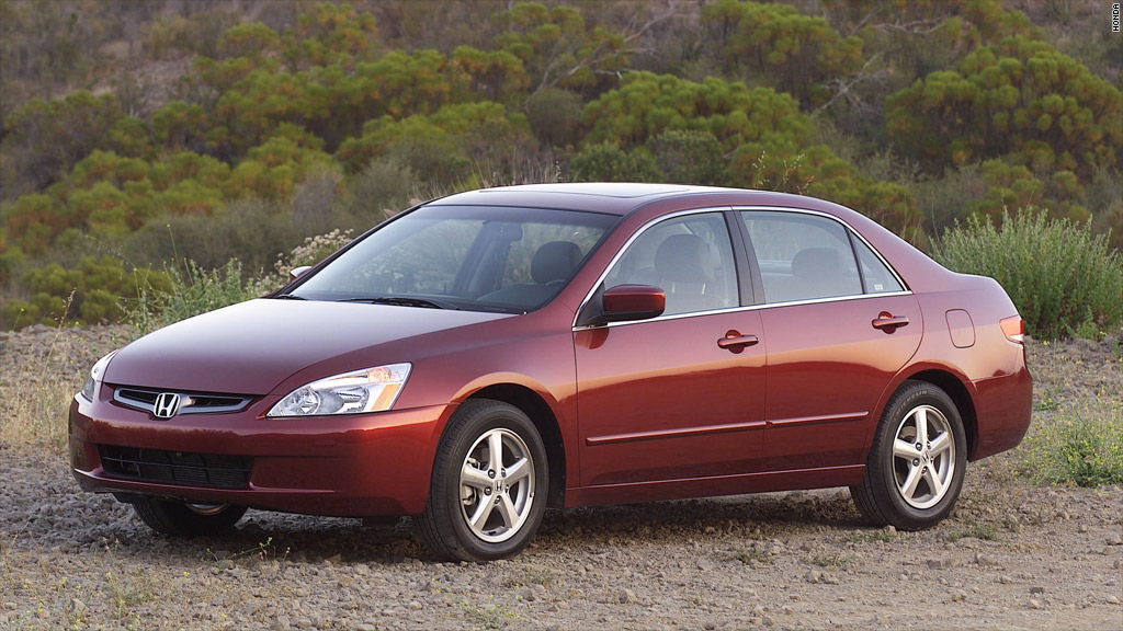 honda recalls more than 500 000 accords