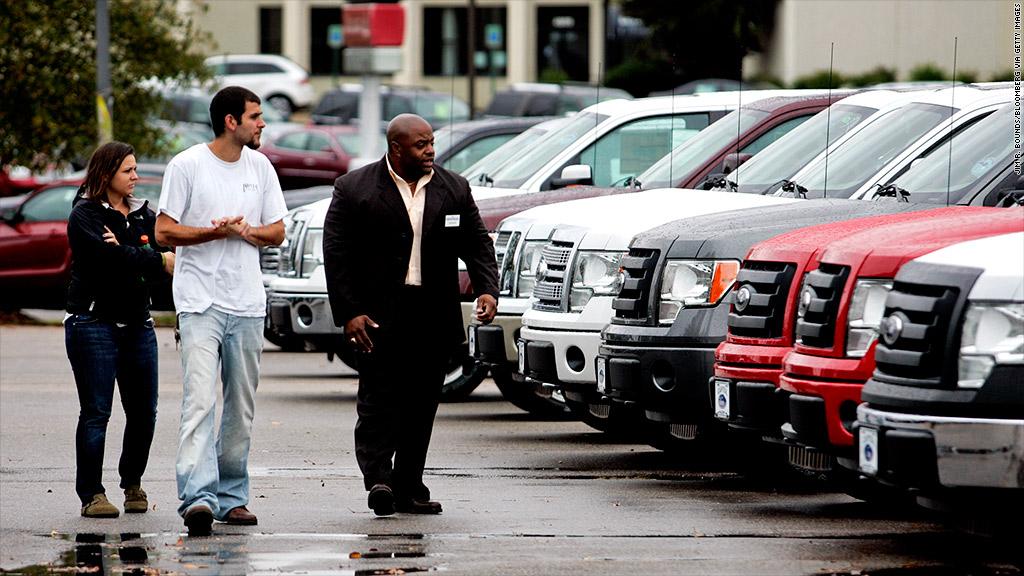 car sales 100212