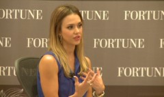 Jessica Alba's startup, Honest Company, adds $25 million