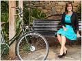 Single mom starts bike shop for women