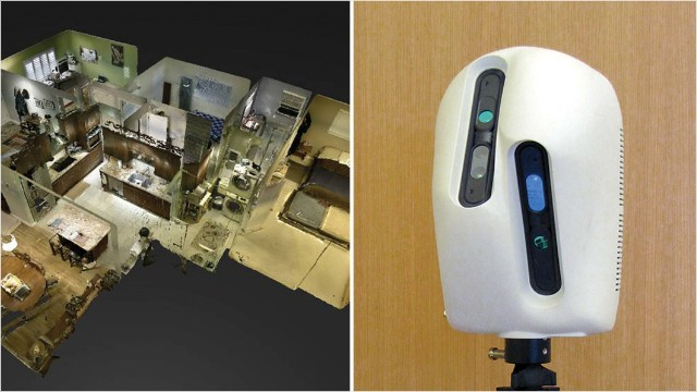 Matterport's 3D scans you can 'step' into