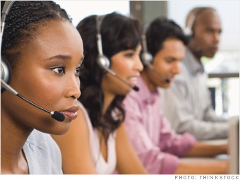 gallery jobs worse place telemarketer