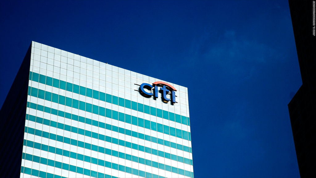 Citi Group Los Angeles