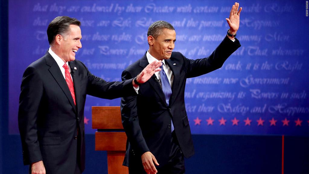 obama romney debate 1