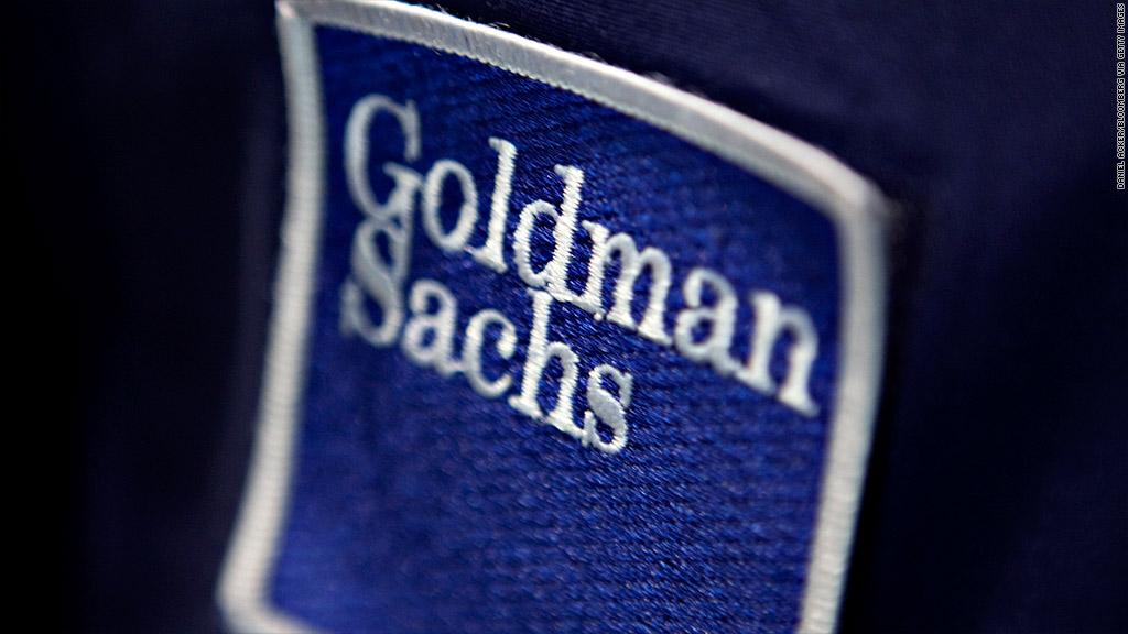 Goldman Sachs 10/16/12