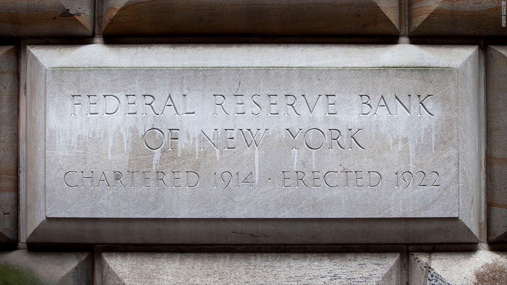 ny fed reserve bank