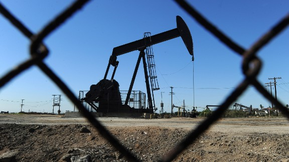 Oil's dramatic fall and shocking rise