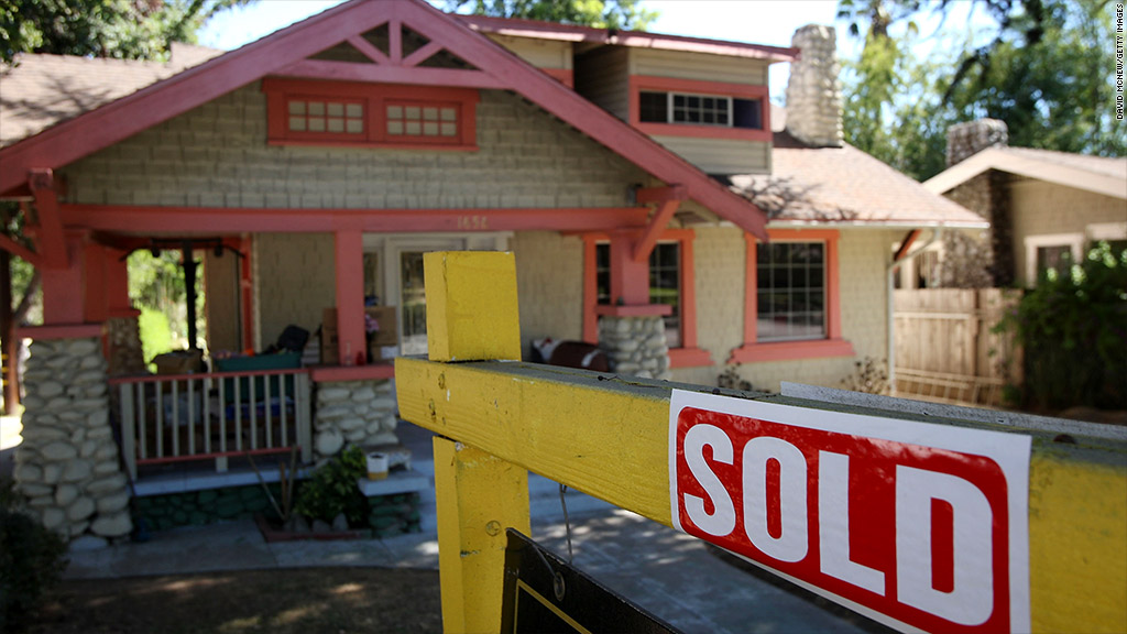 existing home sales sold