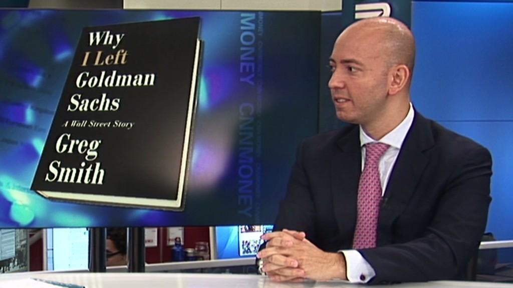 Ex-Goldman exec: Firm deceives clients