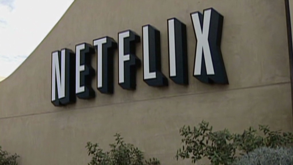 Game over for Netflix?