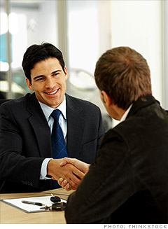 Building Relationships With Customers Sales Reps