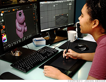 best new jobs video game designer