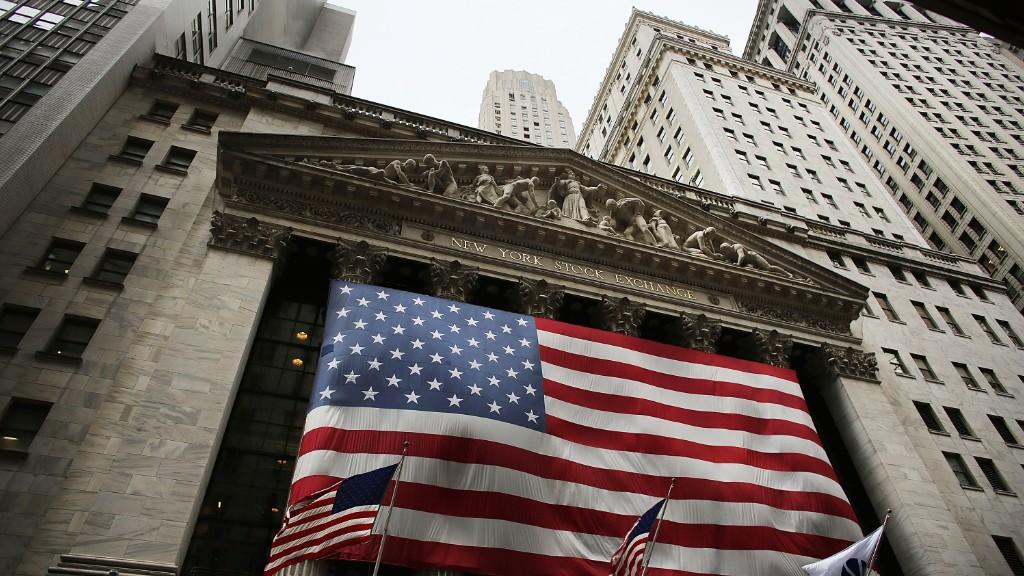 NYSE closing