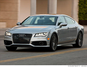 Luxury Car Audi A7 Consumer Reports Names Most Reliable Cars