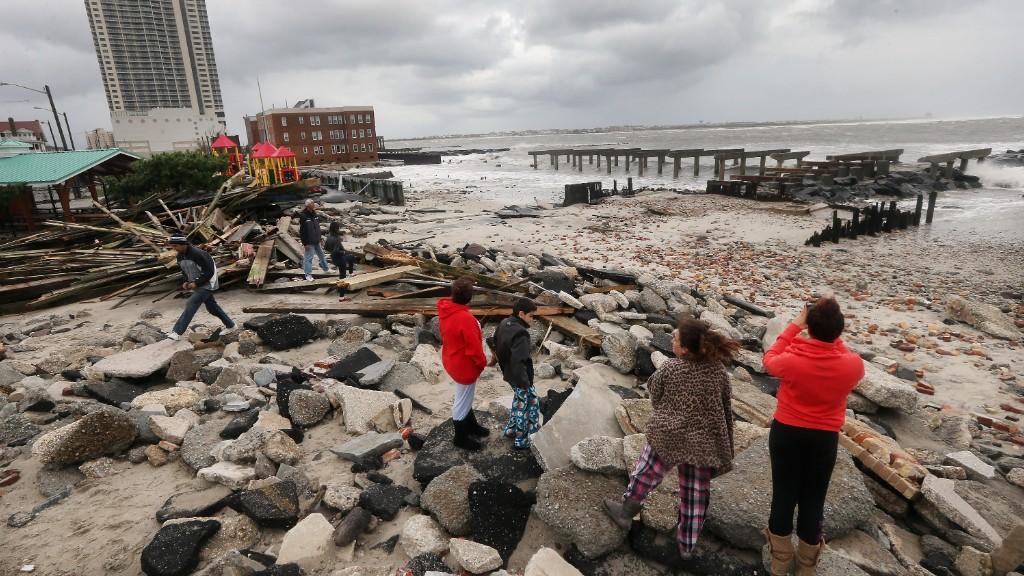 POD 103012 hurricane sandy aftermath