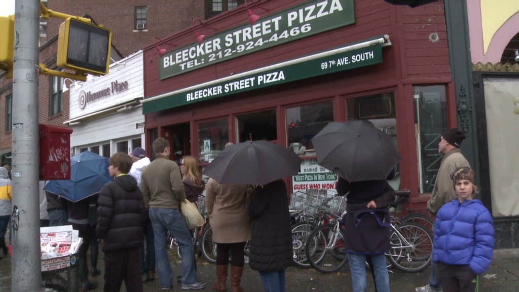 Open businesses thrive in powerless NYC