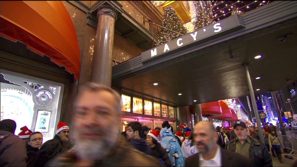 Miracle on 34th St. for Macy's