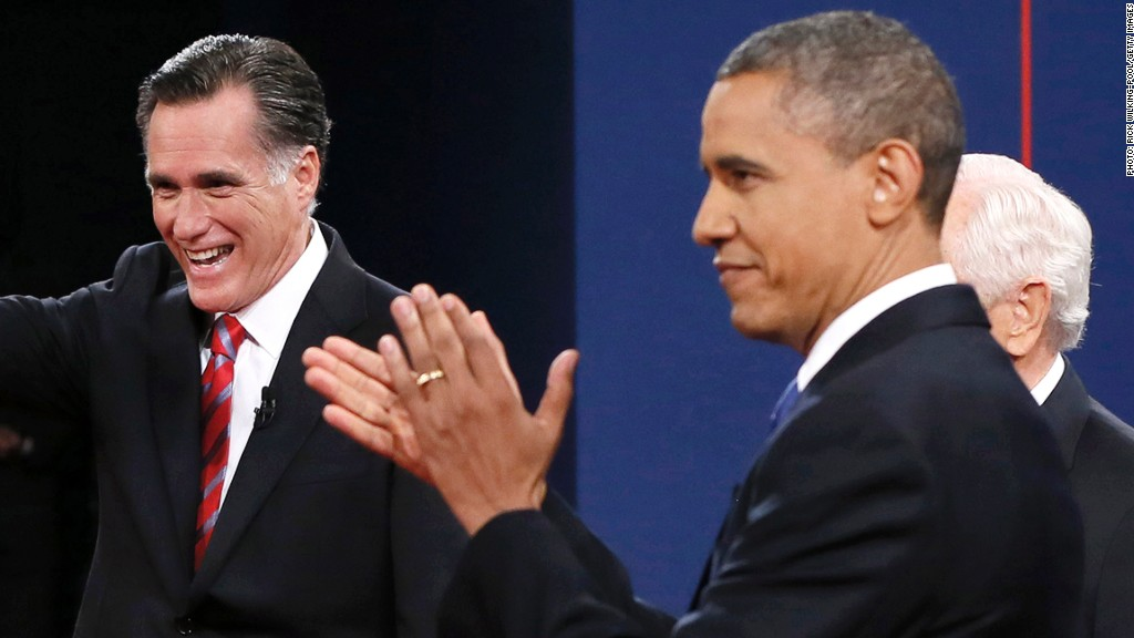obama romney election economists