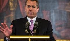 Fiscal cliff: Boehner's opening gambit