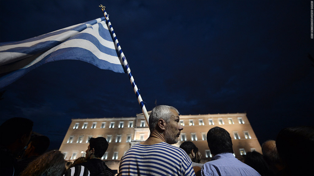 austerity protests greece