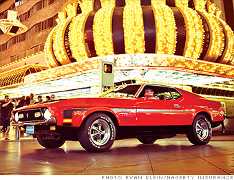 Las Vegas Used Cars >> 1971 Ford Mustang Mach 1 - 10 James Bond cars you can ...