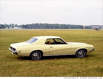 1969 Mercury Cougar Xr7 10 James Bond Cars You Can Afford Cnnmoney