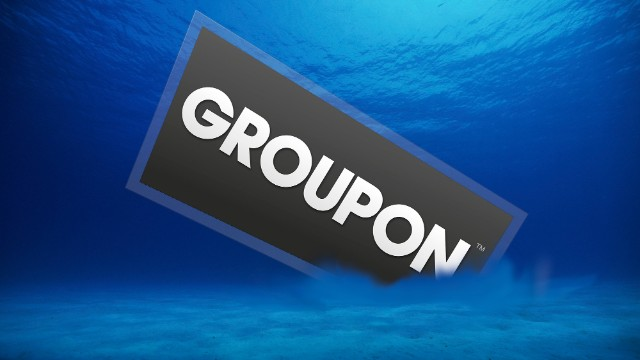 Groupon plummets 30%  Can the company survive?