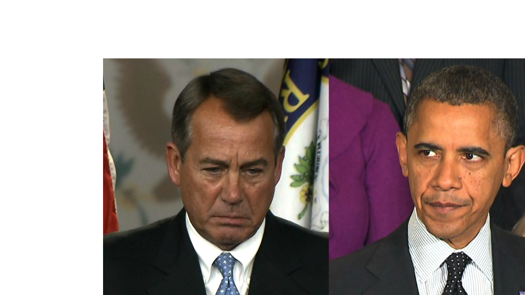 Fiscal cliff: Will they compromise?