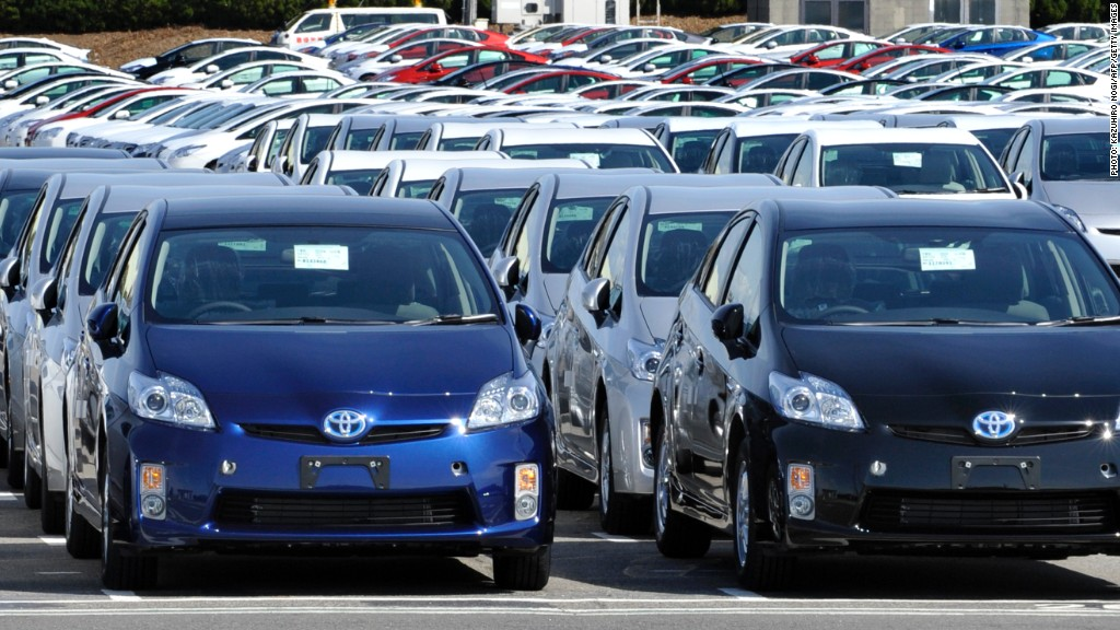 Toyota recalls another 2.77 million cars