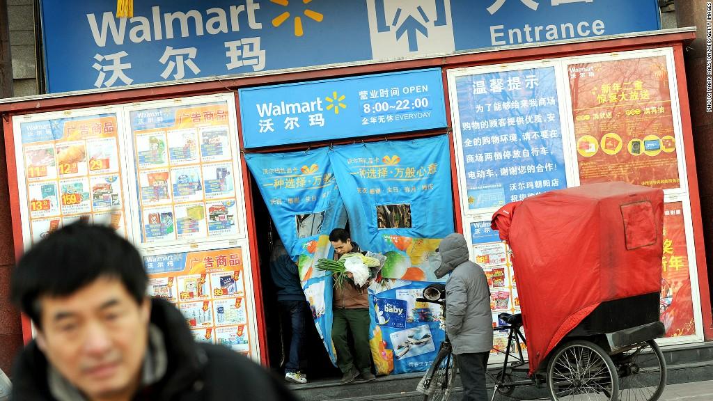 walmart china bribery