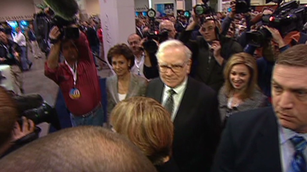 Warren Buffett wants his MTV