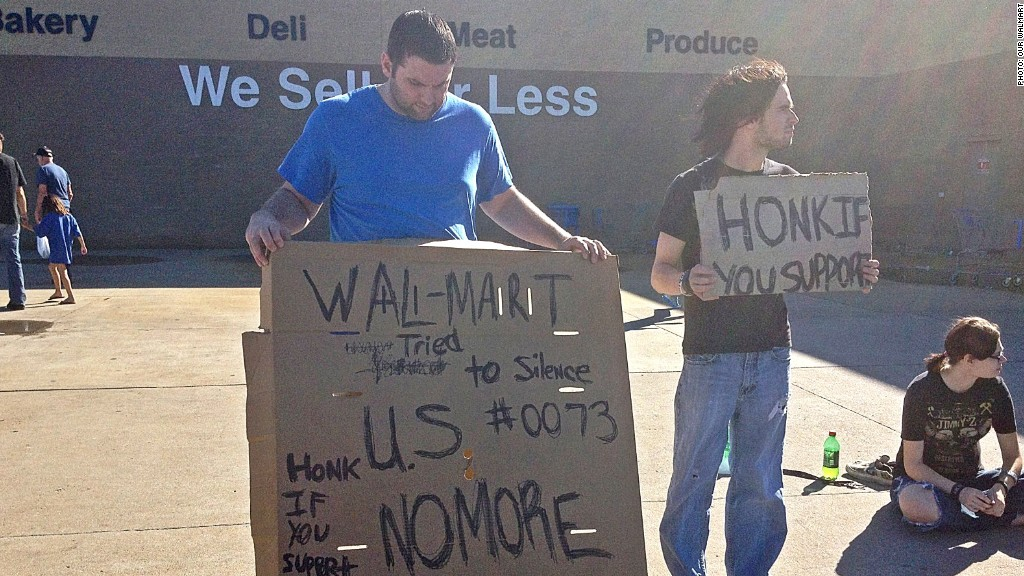 haircut walmart hours why wal mart workers are striking on black friday 4416