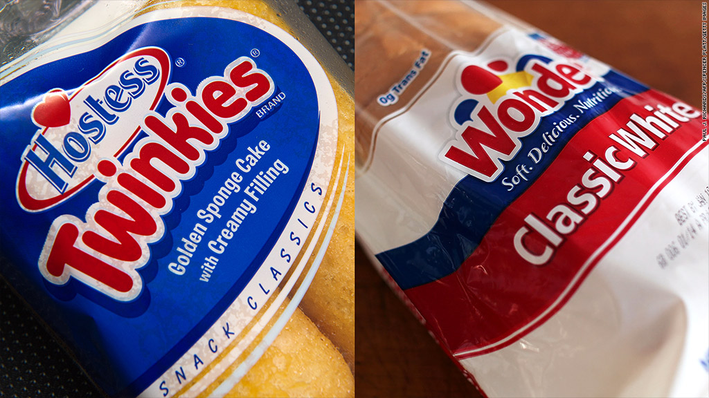 hostess twinkies wonder