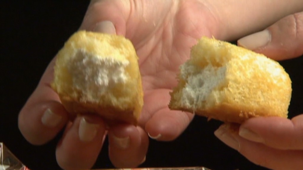Hostess CEO: Strike brought us down