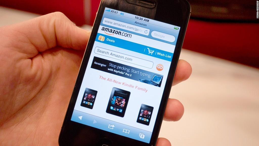 amazon mobileweb