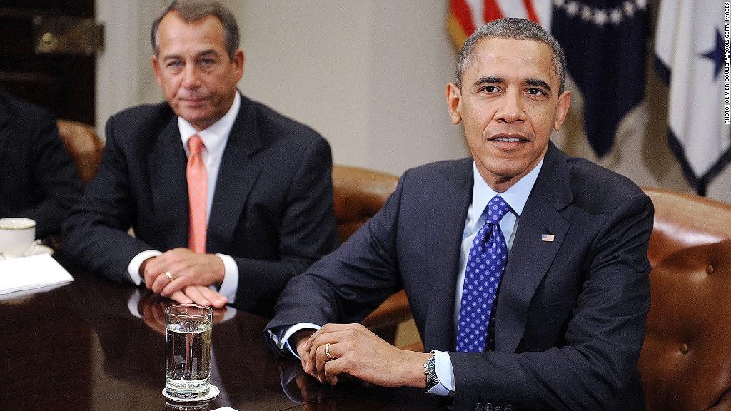 obama boehner sequestration