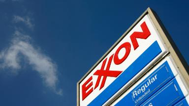 Exxon isn't as mighty as it once was