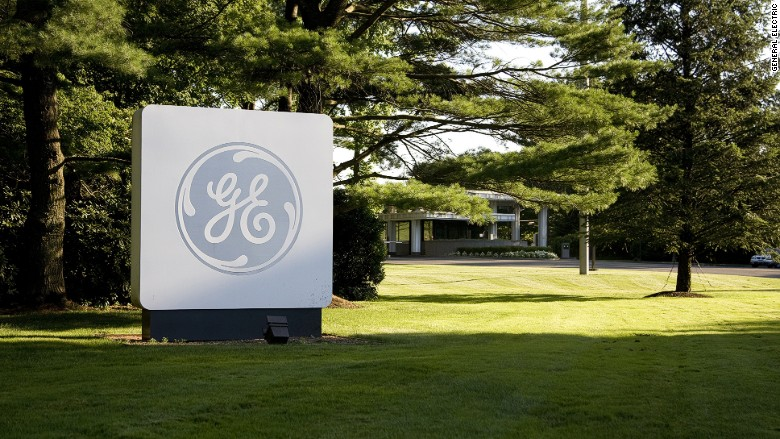 general electric hq