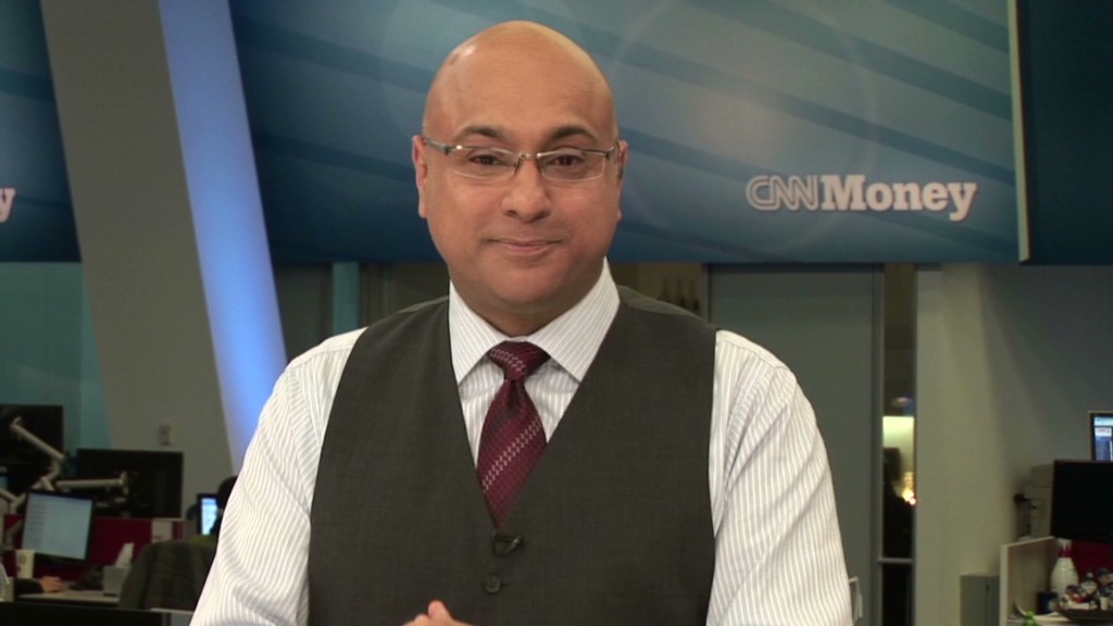 Velshi: Are we in a recession?