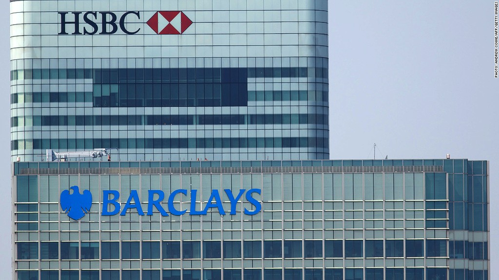barclays hsbc uk banks capital